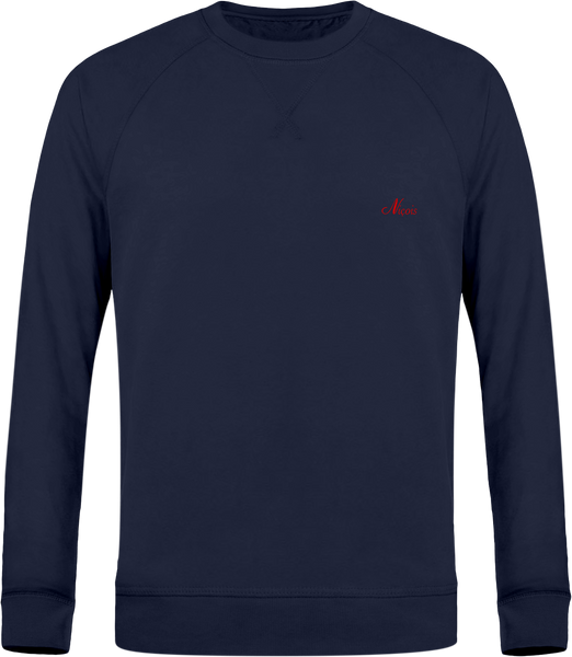"Sweat simple ♂, brodé ""Niçois"""