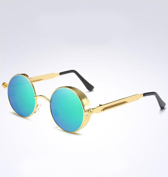 1957 Vintage Round Polarized Sunglasses