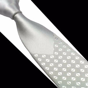 Luxury Silk Floral Skinny Ties - 15 Colors
