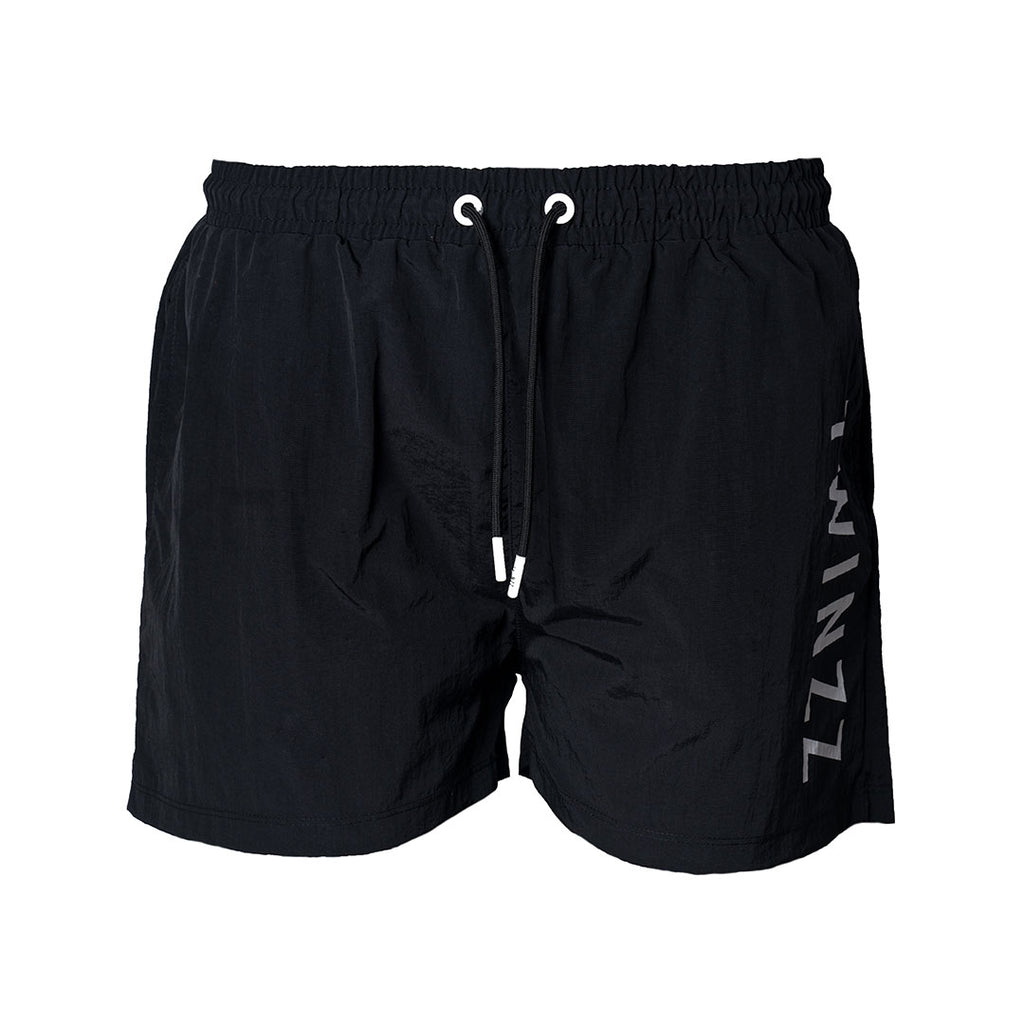 Mario Black/White Shorts
