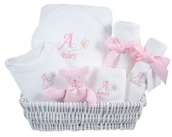 Specialized Personalized Luxury Baby Gift Baskets From Baby Stuff