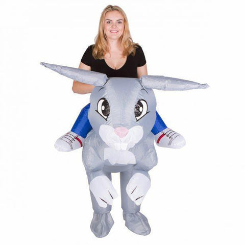 Fancy Dress - Inflatable Rabbit Costume