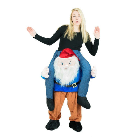 Fancy Dress - Piggyback Gnome Costume