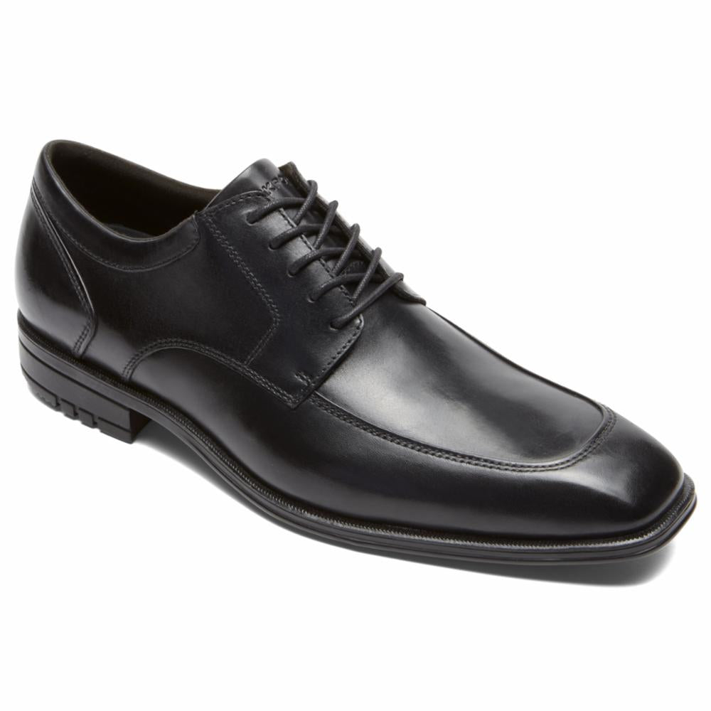 Rockport Men FAIRWOOD MACCULLUM BLACK 2
