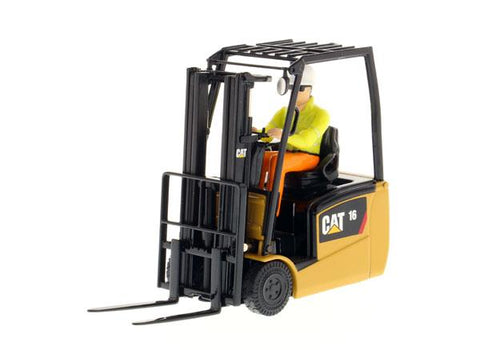 Caterpillar EP16(C)PNY Lift Truck (85504)