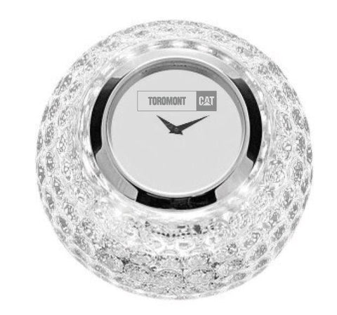 CLOCK CRYSTAL BALL