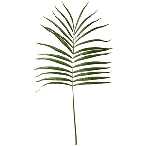 Faux Palm Leaf Stem