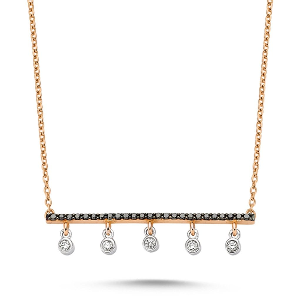 Vincents Fine Jewelry | Own Your Story | Drop Bar Necklace