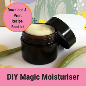 Magic Moisturiser Instruction Booklet (PDF)
