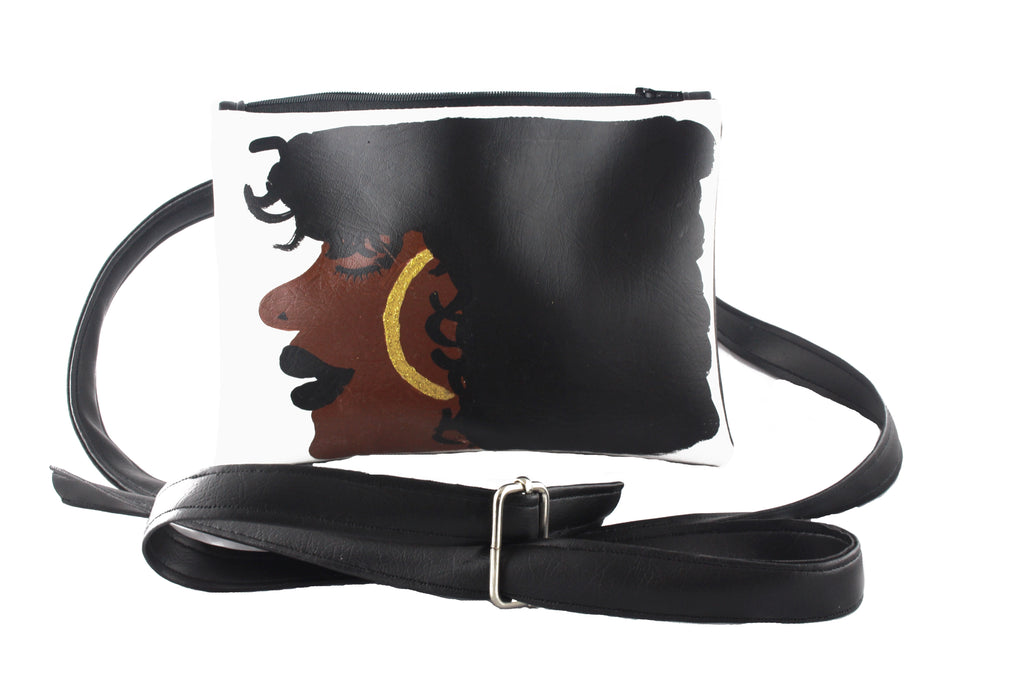 Foxy Afro Fanny Pack