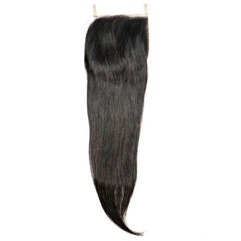 Brazilian Silky Straight Closure - essencenoire