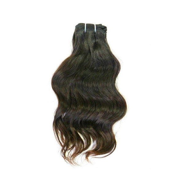 Indian Wavy Hair Extensions - essencenoire