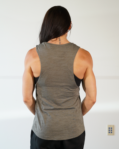 Wall Walk Muscle Tank - Women's - Street Parking