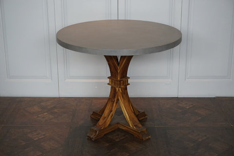CANTERBURY CAFE TABLE 90 CM - CLOSING DOWN PRICE - WAS $1195 !