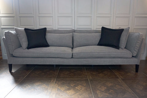LONDON 4 SEAT SOFA LINEN - CLOSING DOWN PRICE - WAS $3495
