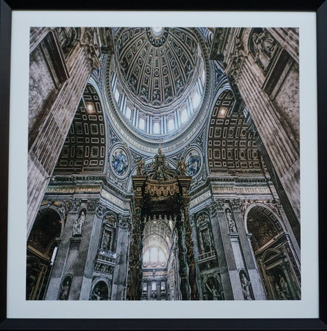 """Dome"" Photographic Artwork - CLOSING DOWN PRICE - WAS $149"