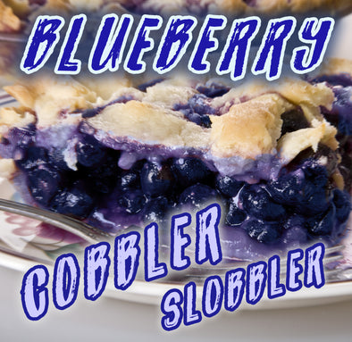 BLUEBERRY COBBLER 4 Bars