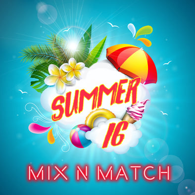 SUMMER 16 Mix N Match !