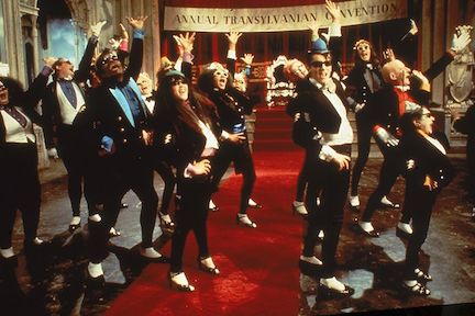 The Time Warp, from The Rocky Horror Picture Show