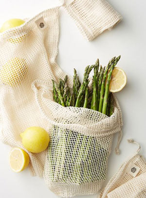 anthropologie reusable bags