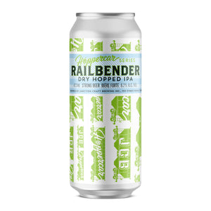 Railbender Dry Hopped IPA
