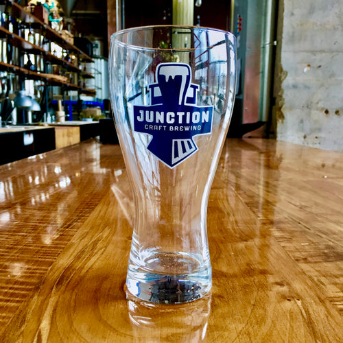 Junction Pint Glass