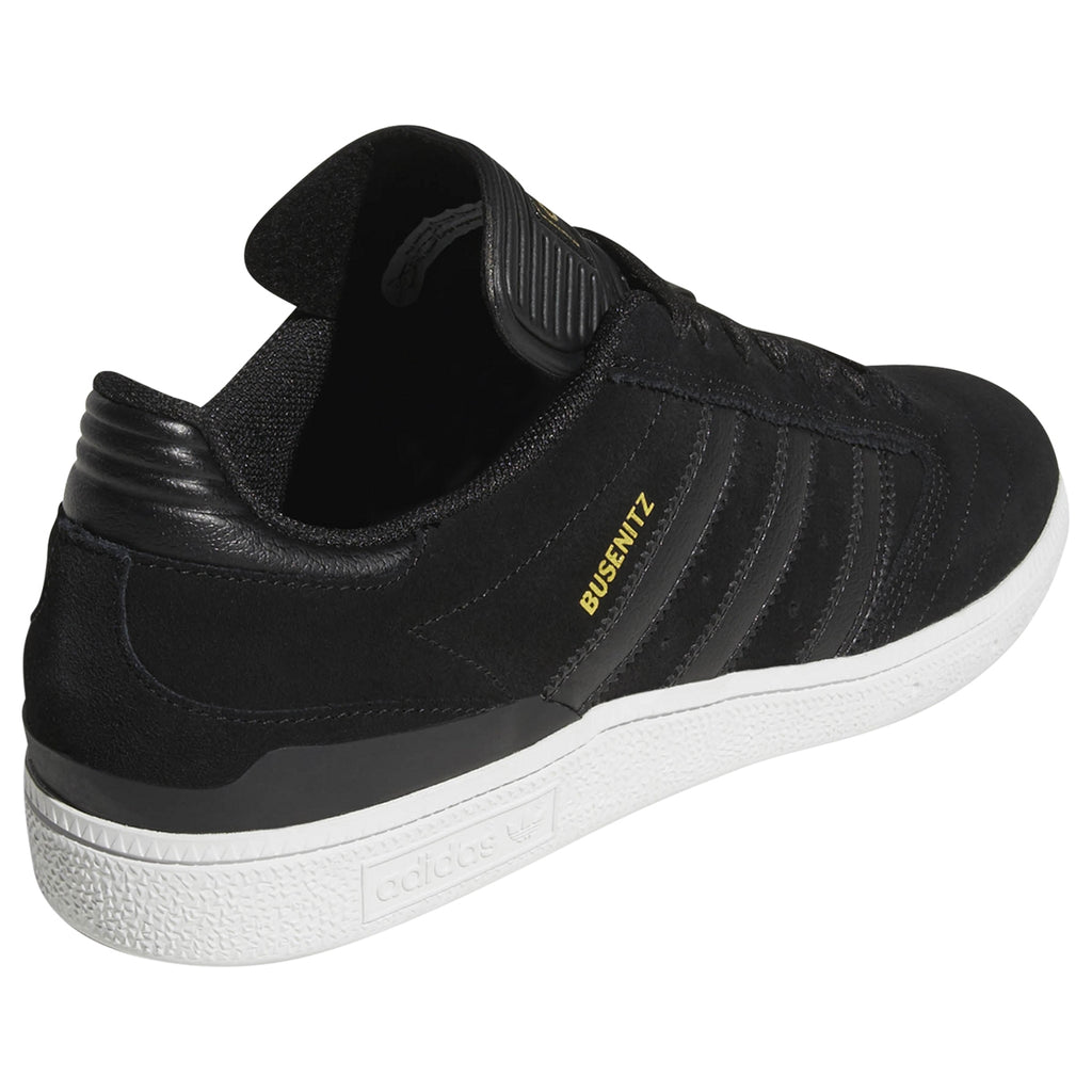 Adidas Busenitz Shoes in Core Black / Core Black / Footwear White - Profile