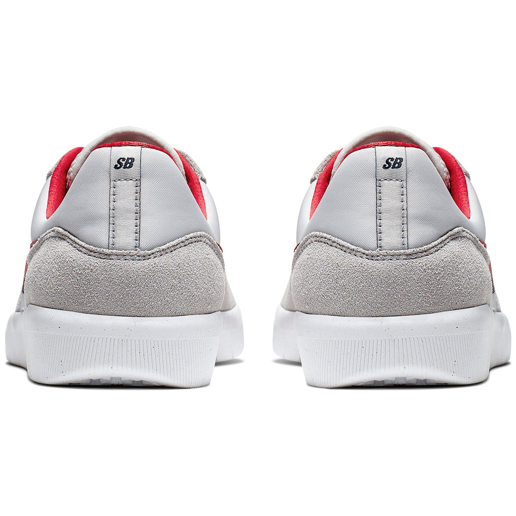 Nike SB Team Classic Shoes - Atmosphere Grey / University Red
