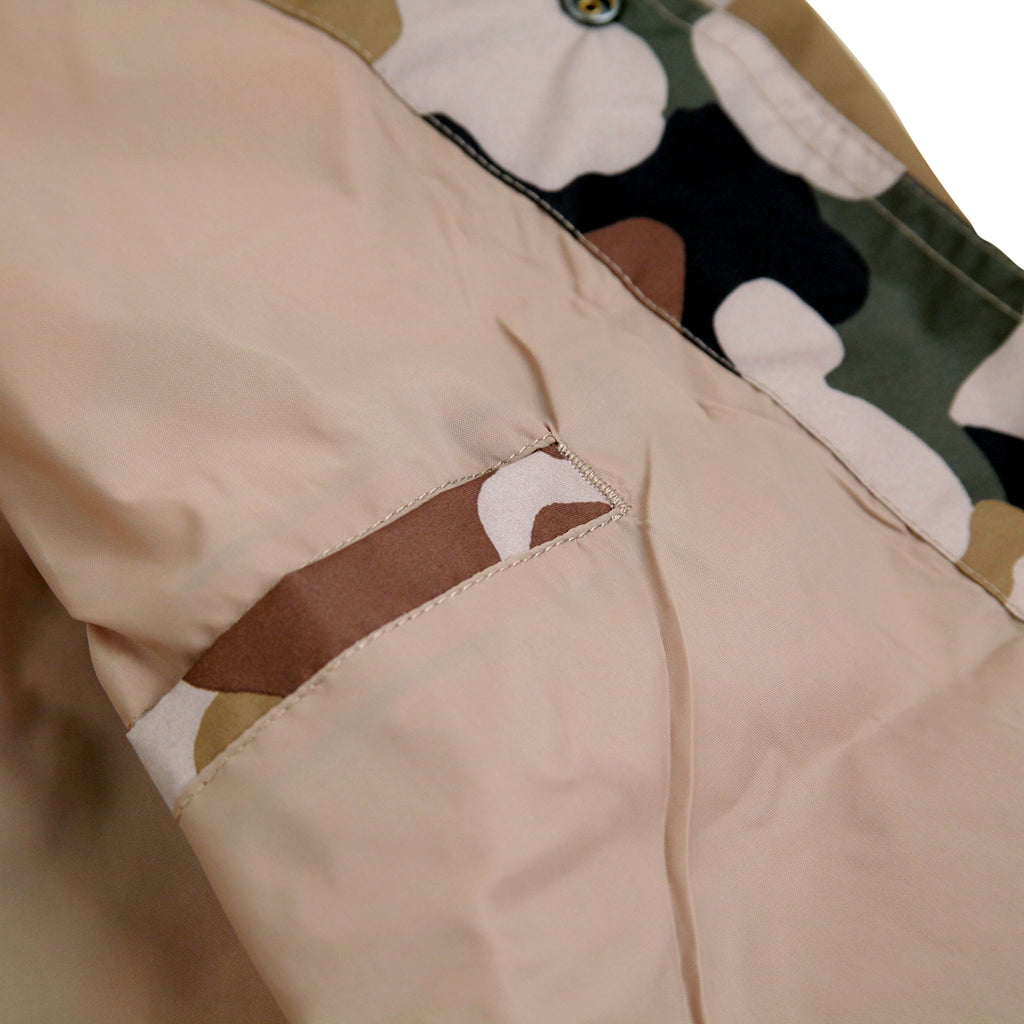 Dickies Torrance Jacket in Sand Camo - Pocket