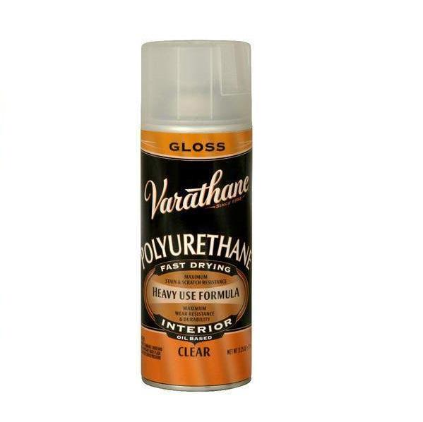 Varathane Polyurethane Spray for Interior - Oil Based