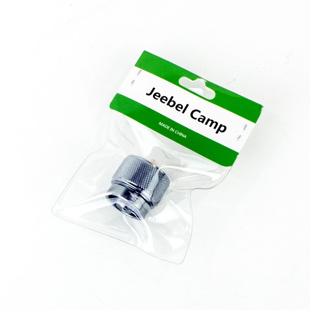 Jeebel Camp Gas Adapter 11