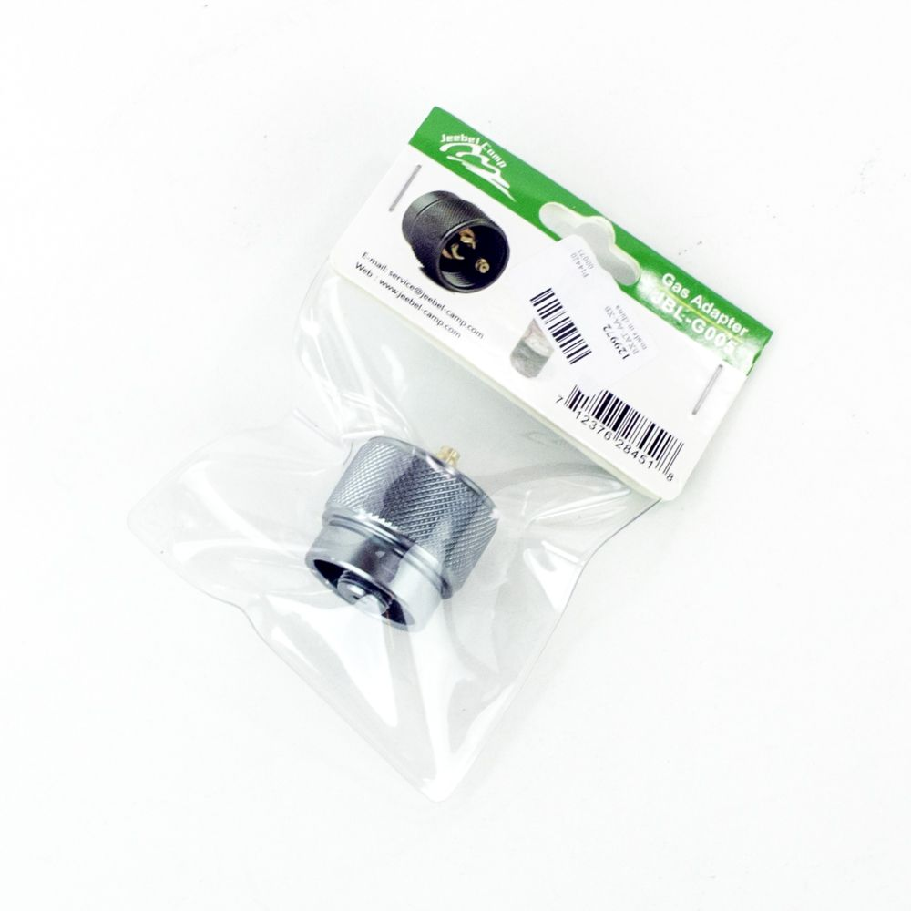 Jeebel Camp Gas Adapter 10