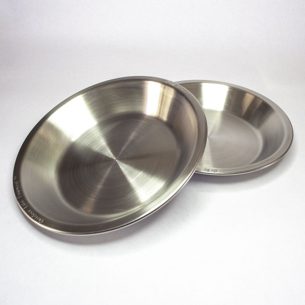 Kelly Kettle Stainless Steel Plates 07