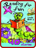 Book Reading for Fun - Level 1 - 2
