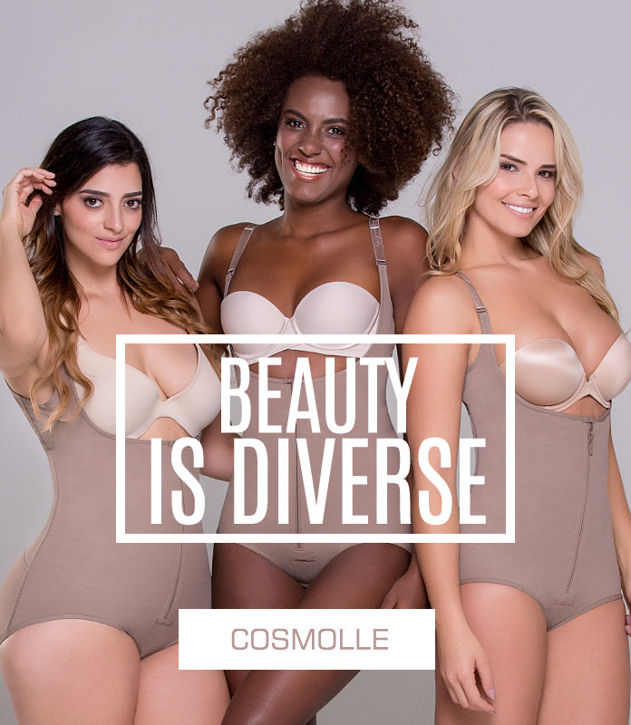 Bodysuits & Full Body Shaper, Shapewear | Cosmolle