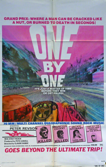 One by One  USA 1975