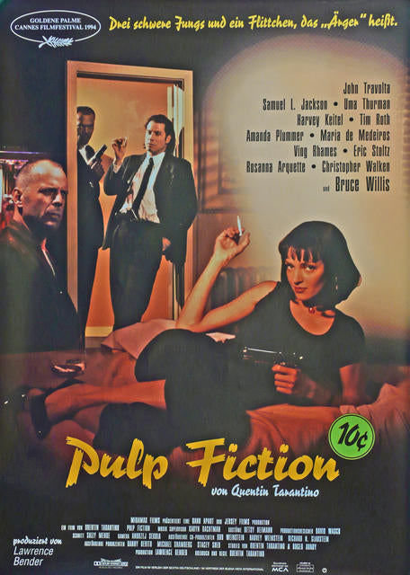 Pulp Fiction  Germany 1994
