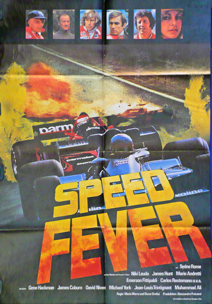 Speed Fever  Germany 1978
