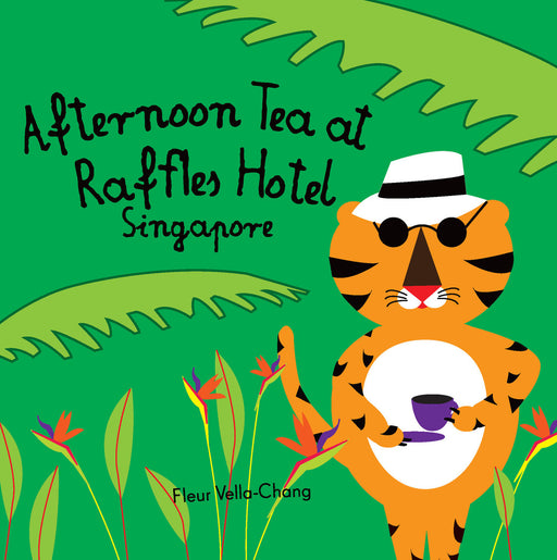 Afternoon Tea at Raffles Hotel (Backorder)