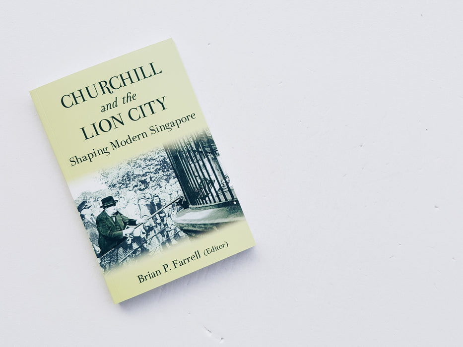 Churchill and the Lion City