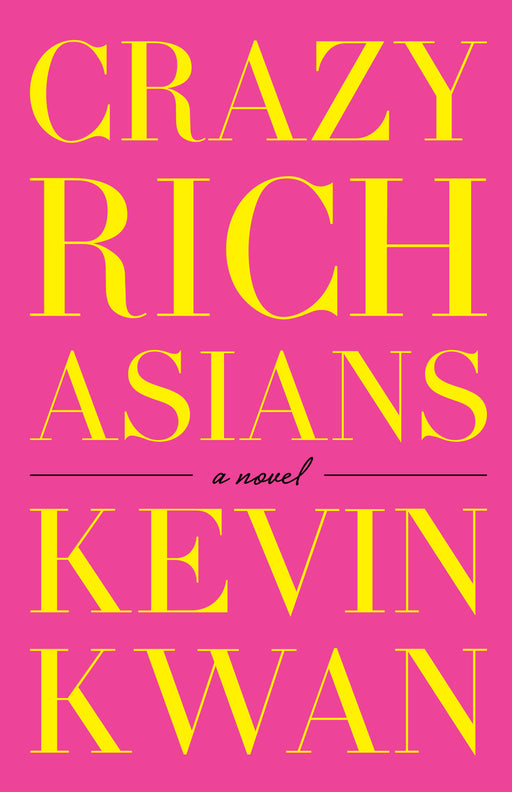 Crazy Rich Asians - Localbooks.sg