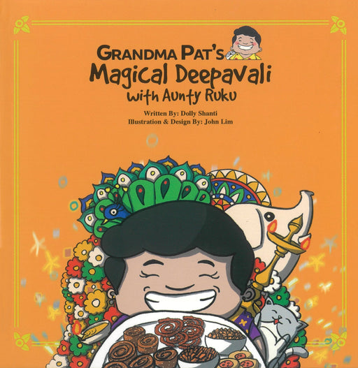Grandma Pat's Magical Deepavali with Aunty Ruku