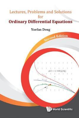 Lectures, Problems and Solutions for Ordinary Differential Equations (Second Edition)