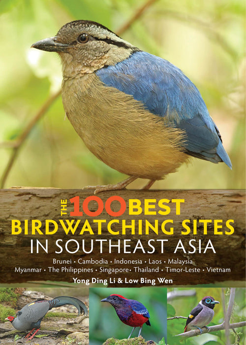 100 Best Birdwatching Sites in Southeast Asia - Localbooks.sg