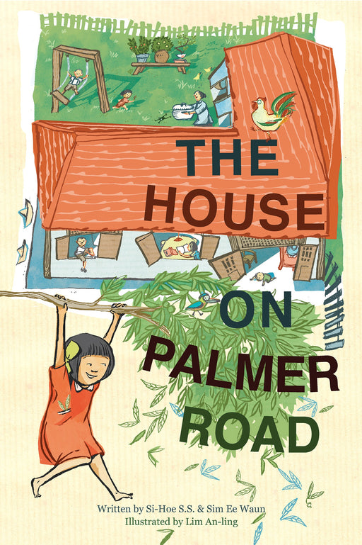 The House on Palmer Road - Localbooks.sg