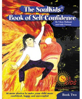 The SoulKids®  Book of Self-Confidence Book Two