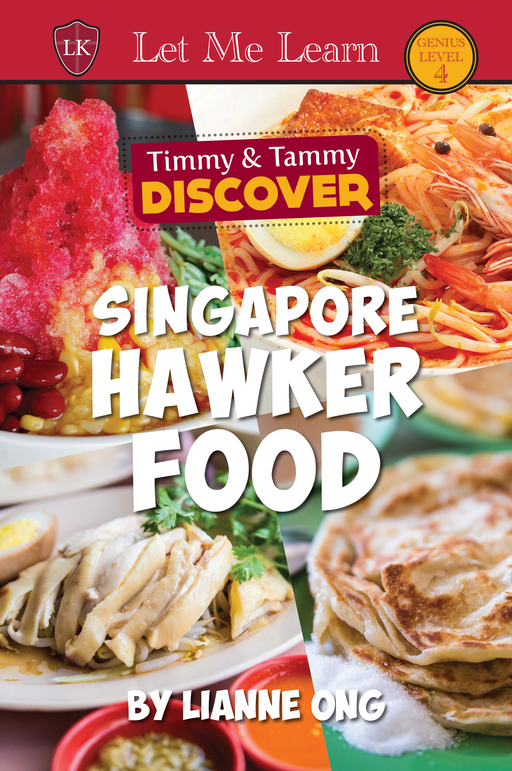 Timmy & Tammy DISCOVER Series (Level 4): Singapore Hawker Food