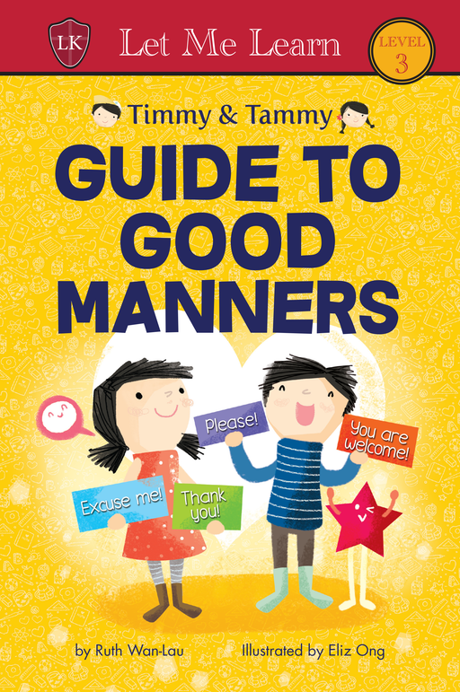Timmy & Tammy Series (Level 3): Guide to Good Manners