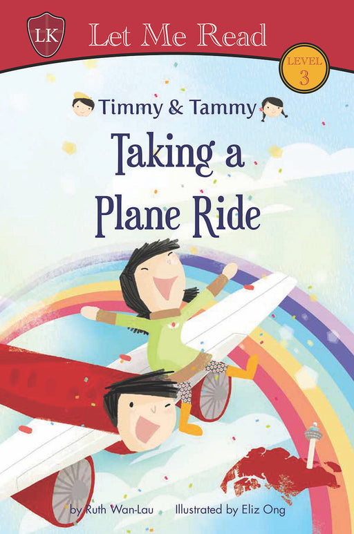 Timmy & Tammy Series (Level 3): Taking a Plane Ride