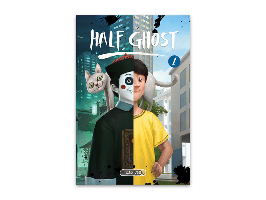 Half Ghost - Localbooks.sg